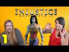 Play the Wonder Woman Game! Injustice God's Among Us with only Wonder Woman in tribute of the Wonder Woman movie coming out!