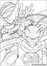 Dragon Ball Z Battle Of Gods Coloring Pages Dragon Ball Z Wikipedia