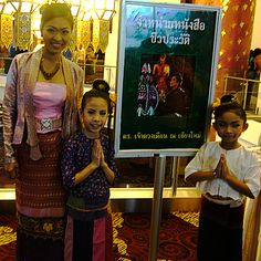Chiang Mai traditional dress