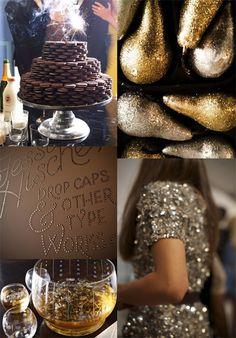 A Sparkly Wedding