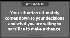 Dave Ramsey daily tip