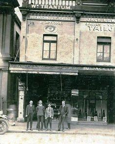 211 King St. Newtown.  1920s