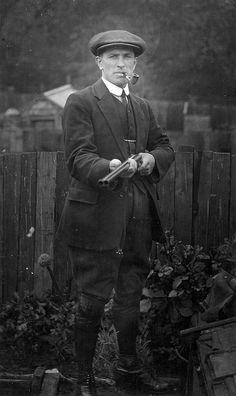 The Edwardian Gamekeeper