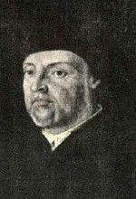 Jorge de Lencastre, Duke of Coimbra (1481 - 1550). Son of Joao II and Ana de Mendonca.