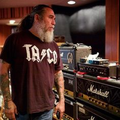 Tom Araya // Slayer
