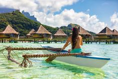 Bora Bora, Tahiti, Bungalow Resorts, Outrigger Canoe, Overwater Bungalows, Polynesian Culture, Recreational Activities, Plan Your Trip, Hotels And Resorts