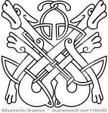 Celtic dog Viking Designs, Celtic Knot Designs, Celtic Decor, Celtic Art, Celtic Wolf Tattoo, Celtic Animals, Viking Pattern, Viking Art, Viking Warrior