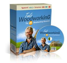 Teds Wood Working - Teds Woodworking - Woodworking Plans Projects With Videos - Custom Woodworking Carpentry - Wood Plans - Get A Lifetime Of Project Ideas Inspiration! Woodworking Guide, Custom Woodworking, Woodworking Projects Plans, Teds Woodworking, Woodworking Magazines, Carpentry Projects, Woodworking Patterns, Popular Woodworking, Woodworking Courses