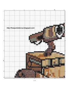 Wall+E+Cross+Stitch+Patterns+-+Punto+de+cruz_001.png (816×1056)