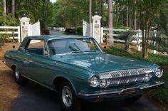 381-1963 Dodge Polara Ramcharger   Tom Mack Classics