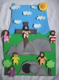 Resultado de imagem para avental de histórias bíblicas