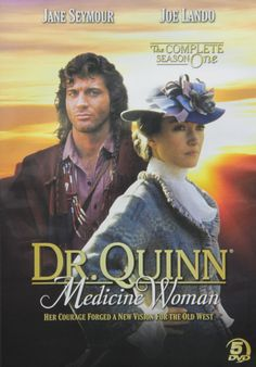 "CBS ""Dr. Quinn Medicine Woman""  (1992-1998) Western/Family Drama Created:Beth Sullivan Starring	Jane Seymour /Joe Lando  Dr. Quinn, Medicine Woman is an American Western drama series. Dr. Michaela ""Mike"" Quinn, a physician who leaves Boston in search of adventure in the American West and who settles in Colorado Springs, Colorado."