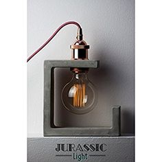 Popular Lampe Stellen Beton Kubic