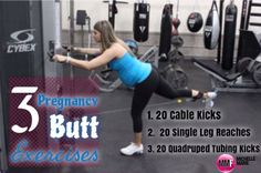 So the HIPS & BUTT don't get huge during #PREGNANCY. Lots of #PRENATAL #workouts in this website Inner Thighs exercises here: http://michellemariefit.publishpath.com/inner-thighs-butt-pregnancy-workout