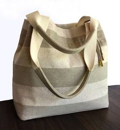 Merge Bags' Tori Tote Bag Sewing ePattern