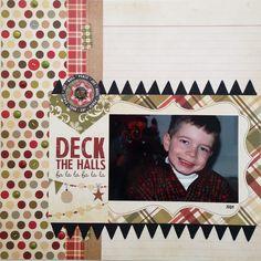 Deck the Halls - Scrapbook.com