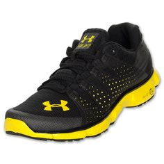 under armour shoes add yellow laces-Lafayette Colors