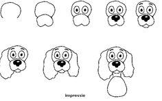 Hoe moet je een hond tekenen