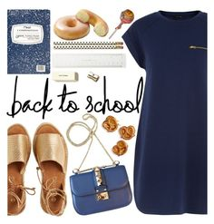 """""""Back To School: New Shoes"""" by enola123 ❤ liked on Polyvore featuring Kaanas, Valentino, Kate Spade, BackToSchool, shoes, sandals and newshoes"""