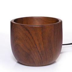 Yankee Candle Scenterpiece Warmer - Evening Walnut w/ Timer