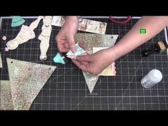 Awesome tutorial on how to work and create with your Prima Doll stamps!