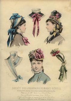 1877-1888 ... LES NOUVEAUTES PARISIENNES