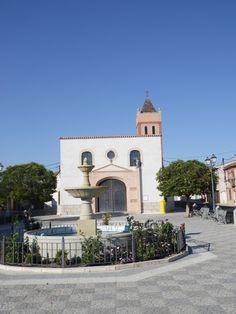 CAMARENILLA (TOLEDO) - Iglesia de Ntra. Sra. del Rosario.