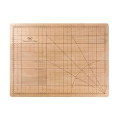 Cutting board for the OCD chef. I should have this!