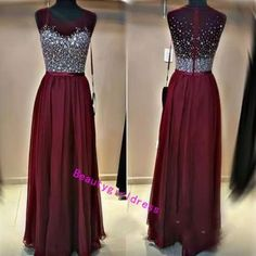 Beautiful Prom Dress, burgundy prom dresses wine red prom dress 2018 prom dress wine red prom dresses slit formal gown simple evening gowns modest party dress chiffon prom gown for teens Meet Dresses Prom Dresses For Teens, Prom Dresses 2018, Dance Dresses, Evening Dresses, Cheap Dresses, Prom Dresses Long Modest, Dress Long, Dresses Uk, Grad Dresses