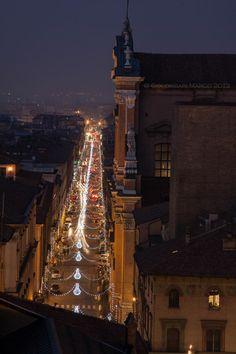 Italy  - Emilia Romagna  - Merry Christmas in Bologna  - Buon Natale a Bologna