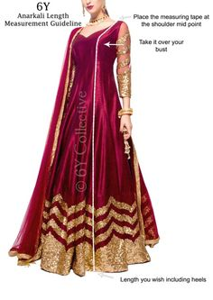 You don't have to own a designer lehenga to look your best. Now you can look like a pataka Sister of the bride budget suggestions included. Party Wear Dresses, Dress Outfits, Fashion Dresses, Indian Gowns Dresses, Pakistani Dresses, Indian Attire, Indian Outfits, Ethnic Fashion, Indian Fashion