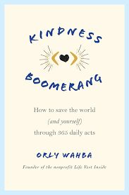 Картинки по запросу kindness boomerang book