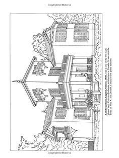 victorian houses coloring pages   victorian house colouring pages