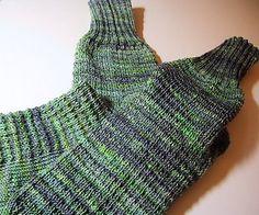 Simple Textured Socks (free)