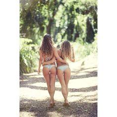 bikini bums
