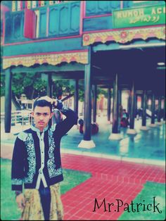 at place rumoh aceh