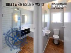 TOILET A BIG ISSUE IN VASTU  A toilet is a place where tend to shed away and get rid of all our negative energies. A toilet completes the house. It is one and the only region which attracts almost everybody as soon as they enter the house. The sanitary conditions prevailing in one's bathroom gives a brief insight of the character of a person and the family background. This is one of the foremost reasons why many people ask for the bathroom upon entering a foreign house. Even if the house is…