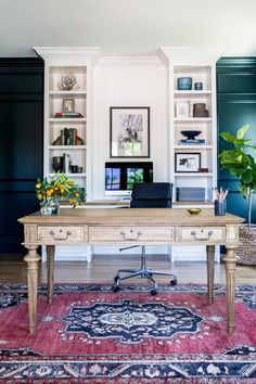 Claybourne Project: Office || Studio McGee