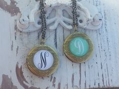 """""""I love this!!!"""" ~Davilyn~  Personalized Initial Lockets - $13.99. https://www.bellechic.com/deals/0b600685913f/personalized-initial-lockets"""