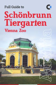The guide to the oldest operating zoo in the world - Schönbrunn Tiergarten in Vienna. The zoo and botanic garden were founded by Emperor Franz I Stephan in 1752 and the zoo has been open ever since. #vienna #austria #europe