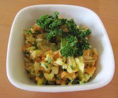 Rezept Salat Suppengrün - Rohkostsalat von nikola2104 - Rezept der Kategorie Vorspeisen/Salate