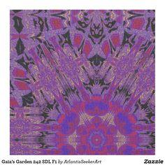 Gaia's Garden 242 SDL F1 Fabric