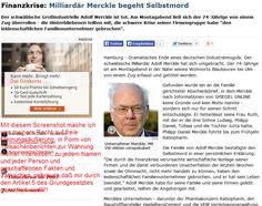 38259at38259: Adolf Merckle-Tätersuizid???