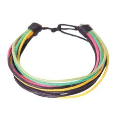 More colour Cord Bracelets, Bangles, Beach Accessories, Wax, Stuff To Buy, Color, Jewelry, Collection, Dress