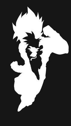 Goku Drawing, Kid Goku, Dragon Ball Gt, Art Graphique, Anime, Vector Art, Mobile Wallpaper, Pumpkin Template, Cricut