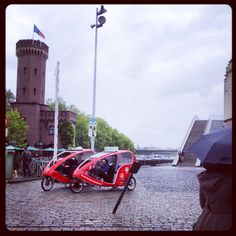 Cologne Walkabout: by the Chocolate Museum. #Cologne #Germany