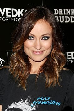 9 Hot Makeup Looks for Fall 2013 - Olivia Wilde