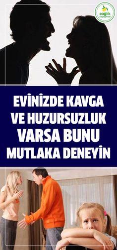 Evinizde Kavga ve Huzursuzluk Varsa. Education English, Life Hacks, Mystery, Health, People, Instagram, Culture, Health Care, People Illustration