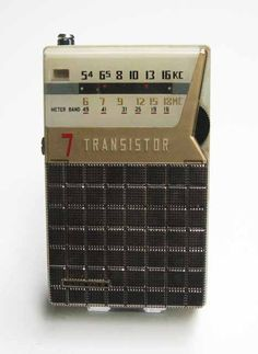 Toshiba 7TP-352S Le Radio, Tv On The Radio, Pocket Radio, Receptor, Vintage Television, Retro Radios, Antique Radio, Transistor Radio, Record Players