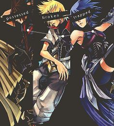 I haven't played BBS yet, but I have a feeling I'm going to really like Ventus.